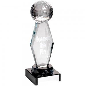 Glass Golf Trophy (Nearest The Pin)