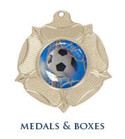 Medals & Boxes